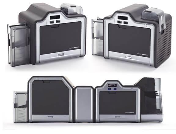 فارگو 5000 - فروش انواع چاپگر کارت PVC - پرینتر چاپ کارت - پرینتر fargo HDP5000